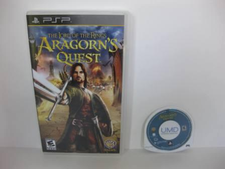 Lord of the Rings: Aragorns Quest - PSP Game